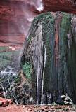 Ribbon Falls, along North Kaibab Trail