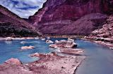 The Little Colorado River