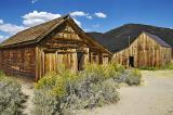 Jail and livery stable/blacksmith shop