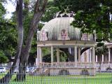 Iolani Palace bandstand