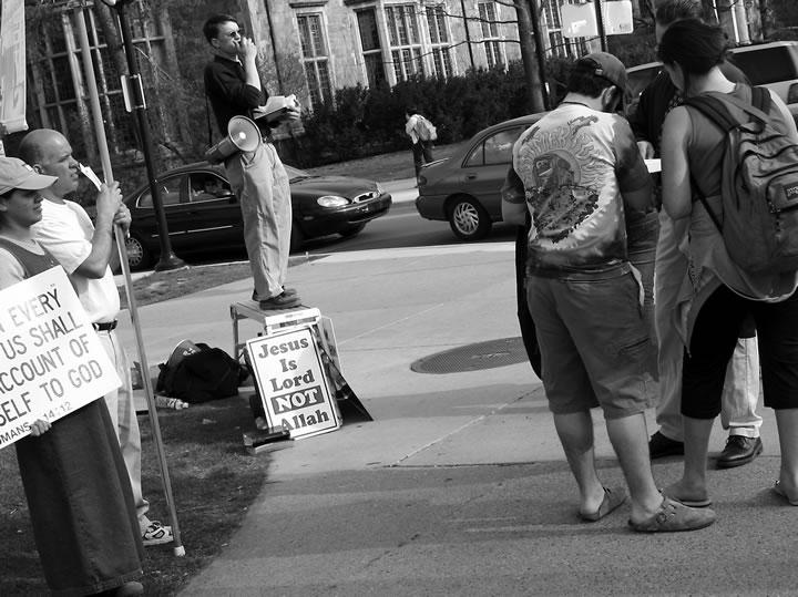 Street Ministry II