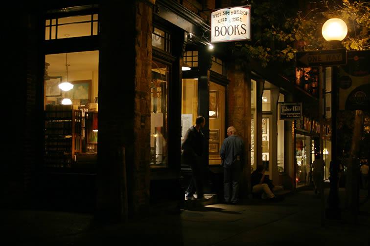 Sept. 25, 2004 - Bookshop