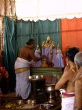 upacharams to parathasarathi before thirumanjanam