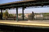 Woodside station on the 7 Line