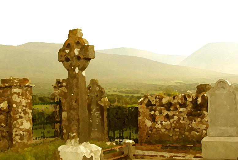 Tralee graveyard