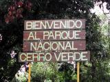 Cerro Verde National Park
