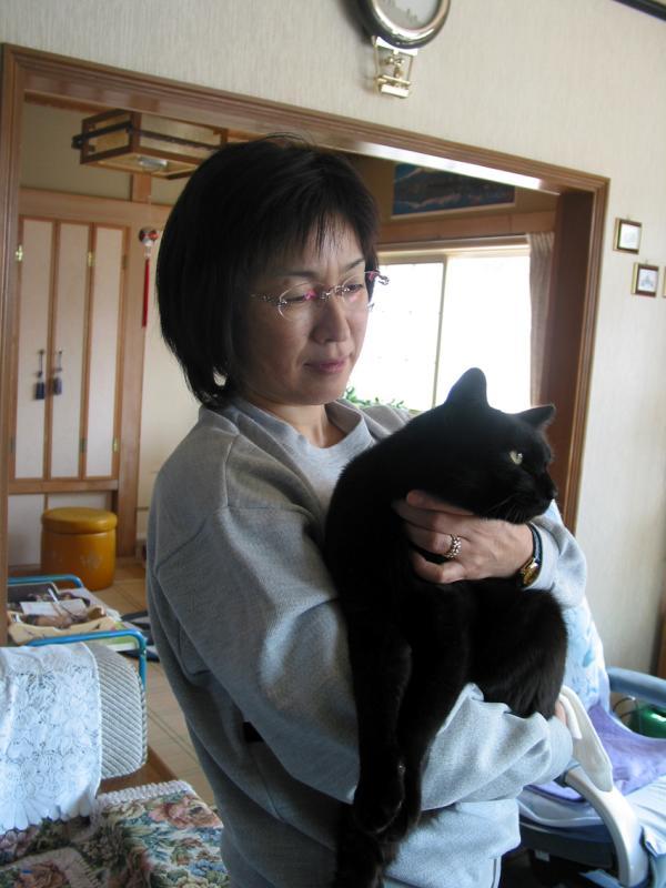 Noriko and  Kitty