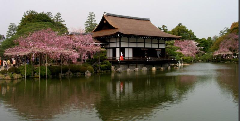 Heian Jingu Palace