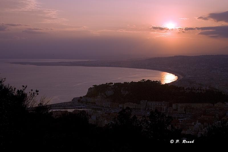 La Baie de Nice