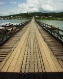 Vajiralongkron Res - Longest Wooden Bridge
