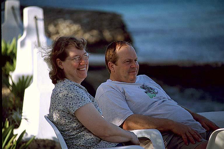 Cheryl and Doug