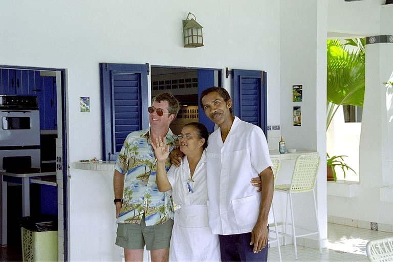 Marcelina, Dimas, and Glenn