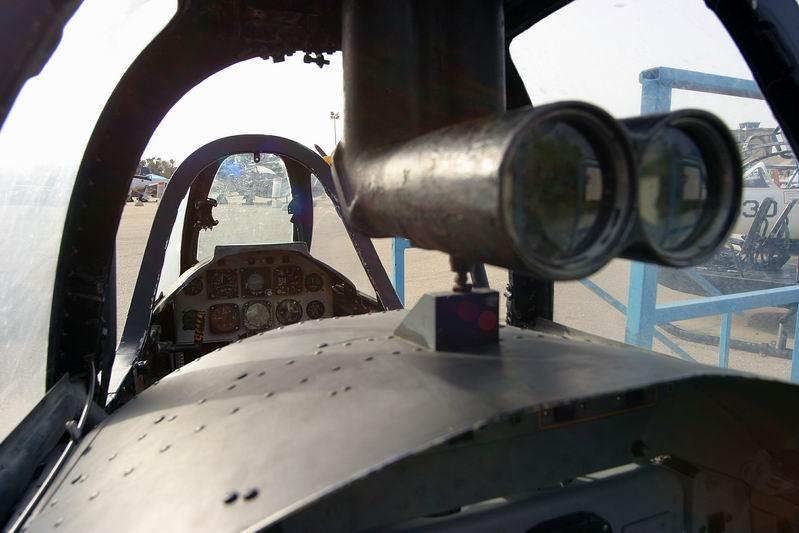 Fouga Magister (Tzukit)