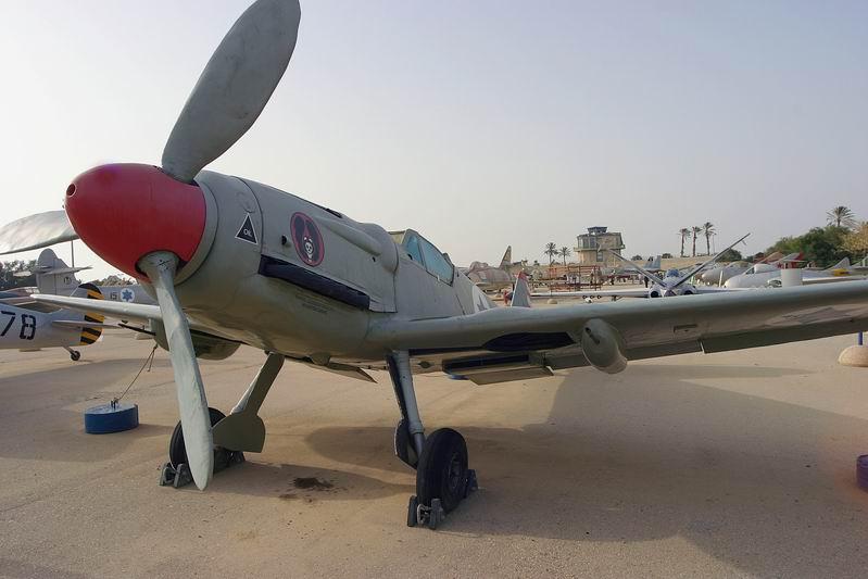 Messerschmitt ME 109 (Chez)