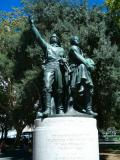 Monument for Fire Department, San Francisco