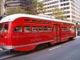 Public transport - Muni, San Francisco, California