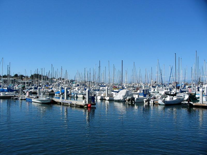 Monterey Harbor, CA