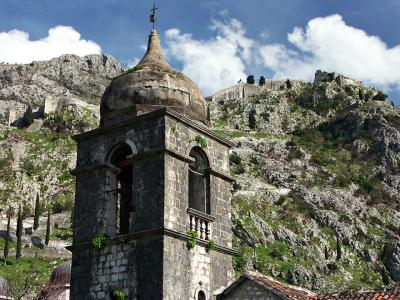 Church in Kotor Old Town