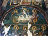 Fresco at Djurdjevi Stupovi