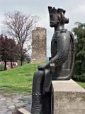 Prince Lazar statue, Kruševac