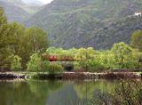 Near Virpazar on Lake Skadar