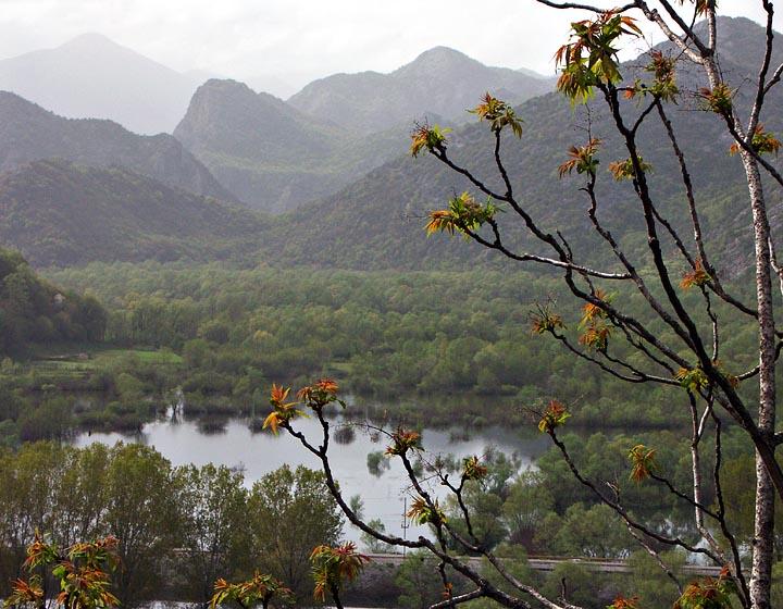 Lake Skadar, near Virpazar