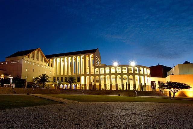 Centro Dragão do Mar de Arte e Cultura, Fortaelza, CE