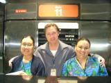 Tiaran, Randy & Kenia at OAKTU