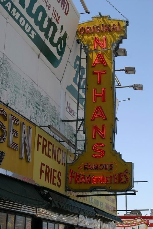 Hot Dogs taste better here