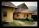 Vlkolinec,village in Slovakia