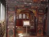 A Chinese bed from the Ching Dynasty back 300 yrs ago