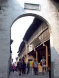 Inside the streets in Wu Zhen