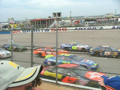 Talladega Super Speedway  April 2004