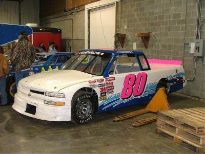 Race Car Auction 2005