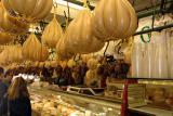 Provolone, Salami & Customers
