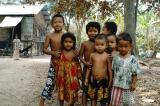 Cambodian Villages at Angkor