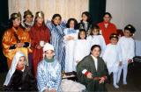 Christmas Pageant by the Home Children