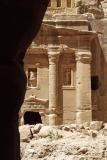 012 Petra,  Roman Soldier's Tomb