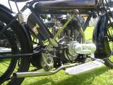 Old Bike engine