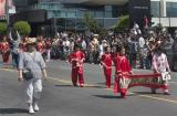 Chinese Girls Marching Band