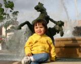 24 April 2004 • Plaza Fountain