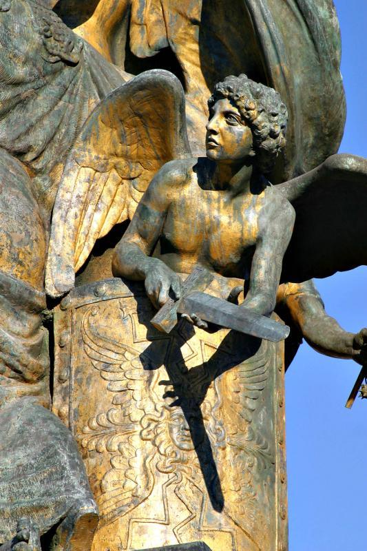 Statue, Rome
