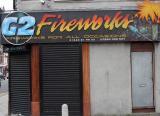 Fireworks shop