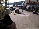 Street musician -  Bastion Square - Victoria
