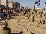 Annual Neptune Festival and Sand Sculptures