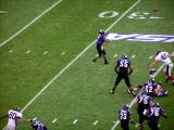 Hassell Throws TD