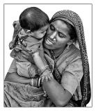 Mother and Childby Vikas