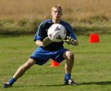 Goal Keeping practice