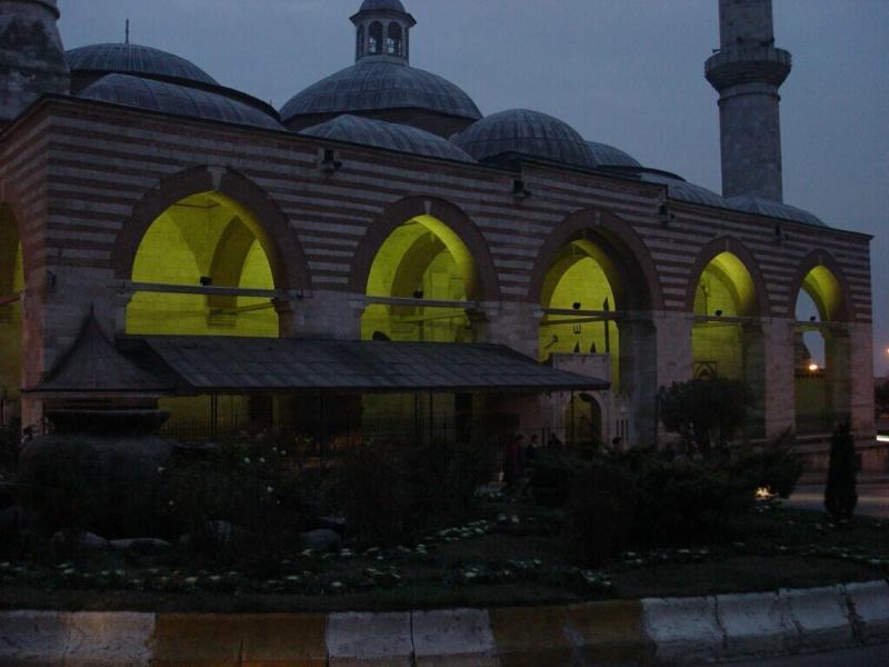 Edirne Eski (old) Mosque