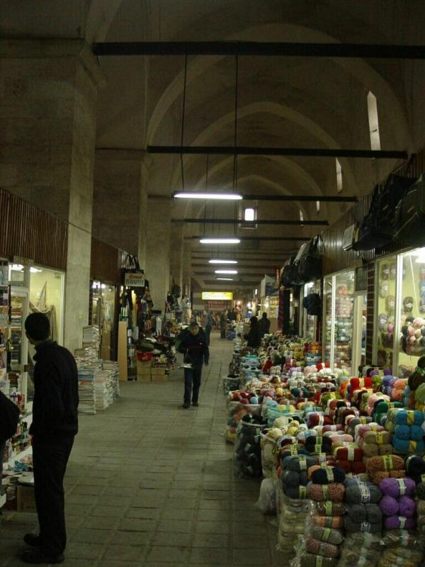 Edirne Old Covered Bazar